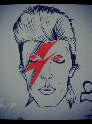 David Bowie Rahul Jha