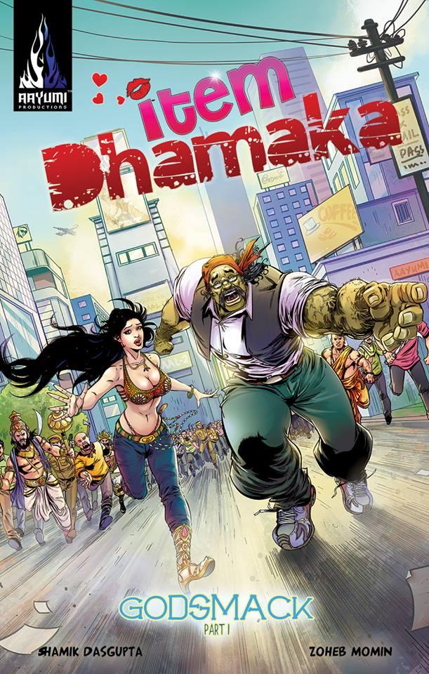 Item Dhamaka 2