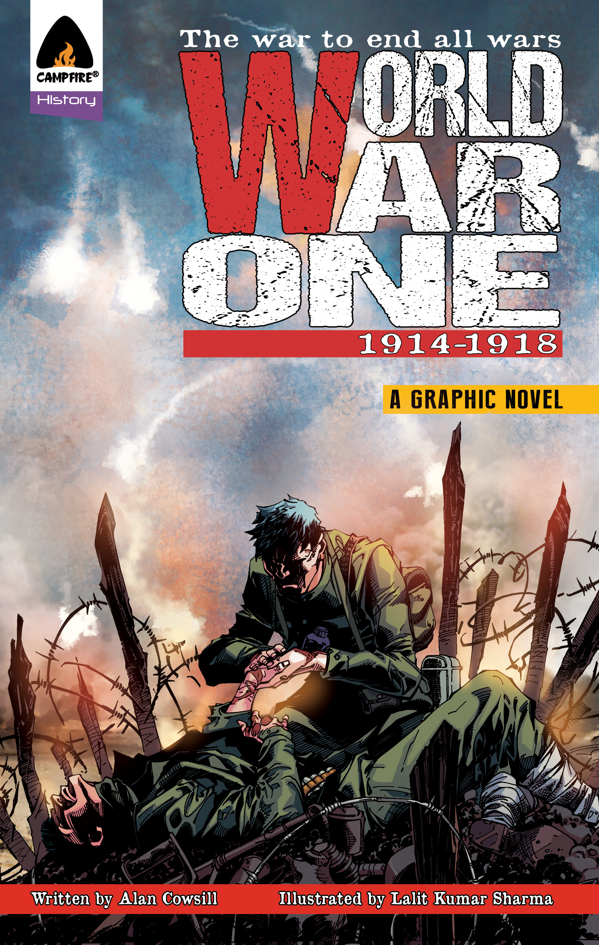 World War One Cover (F)